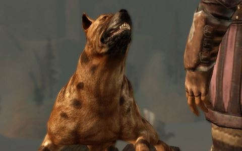 Extra Dog Slot / Дополнительный слот для собаки для Dragon Age: Origins