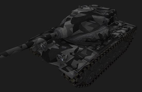 T54E1 #13 для игры World Of Tanks