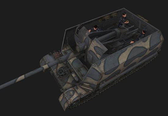 Немецкие ПТ - Все для World Of Tanks - Файлы