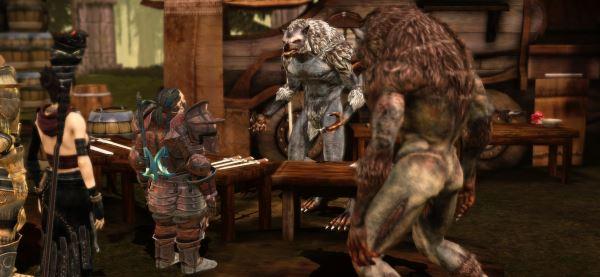 WolfShop / Магазин оборотня для Dragon Age: Origins
