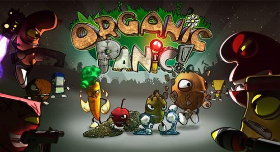 Сохранение для Organic Panic (100%)
