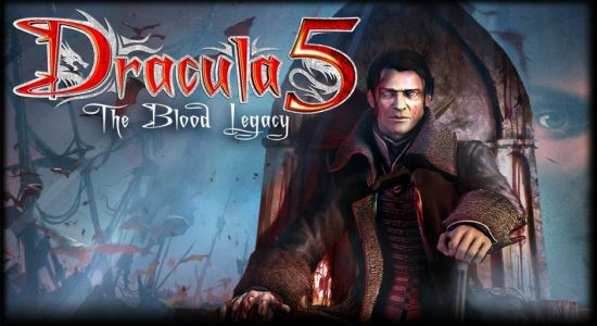 Трейнер для Dracula 5: The Blood Legacy v 1.0 (+12)