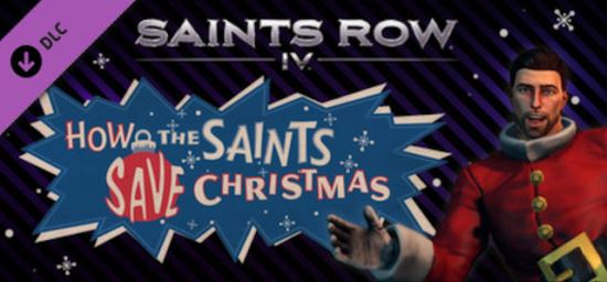 Русификатор для Saints Row IV: How the Saints Save Christmas