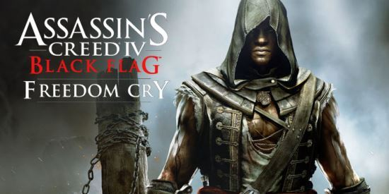 Русификатор для Assassin's Creed IV: Black Flag - Freedom Cry