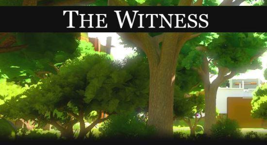 Русификатор для The Witness