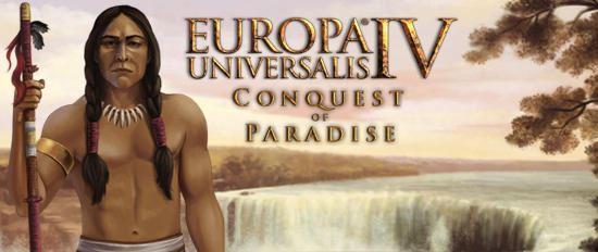 Русификатор для Europa Universalis IV: Conquest of Paradise