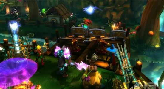 NoDVD для Dungeon Defenders 2 v 1.0
