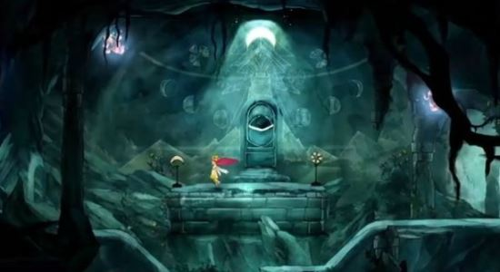 Сохранение для Child of Light (100%)