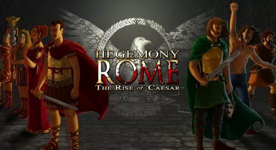 Русификатор для Hegemony Rome: The Rise of Caesar
