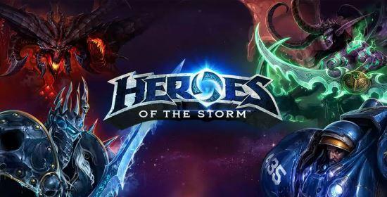 Сохранение для Heroes of the Storm (100%)