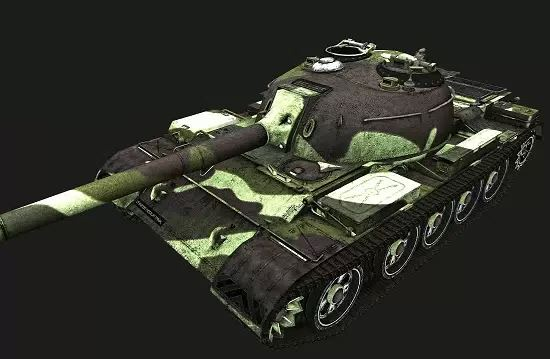 T-34-3 #5 для World Of Tanks