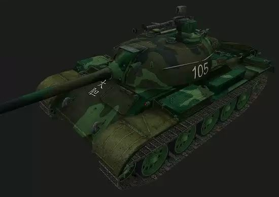 T-34-2 #4 для World Of Tanks