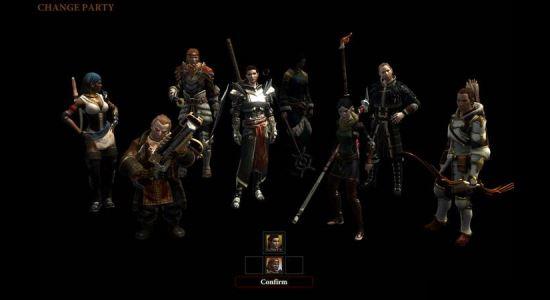 Броня Рыцаря-Командора Мередит для Dragon Age 2