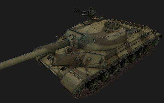 WZ-111 model 1-4 #2 для World Of Tanks