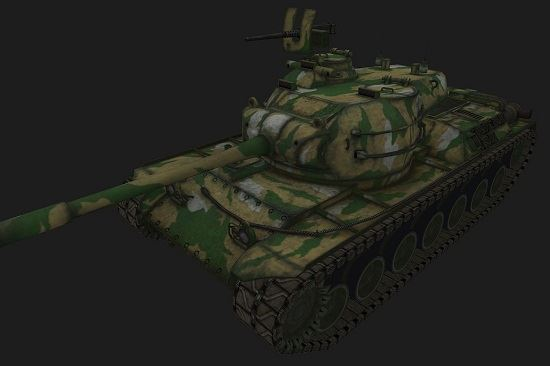 STA-1 #1 для World Of Tanks