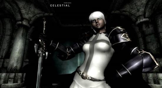 Броня Селестинок для The Elder Scrolls IV: Oblivion