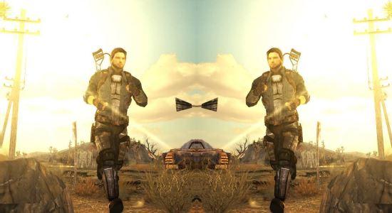 Броня бунтаря для Fallout 3