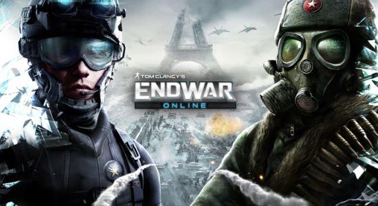 NoDVD для Tom Clancy's EndWar Online v 1.0