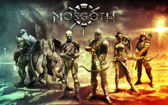 Сохранение для Nosgoth (100%)