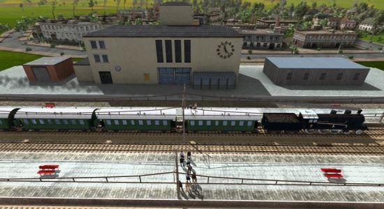 Сохранение для Train Fever (100%)
