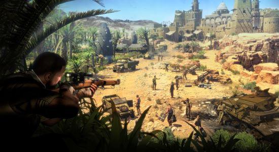 Трейнер для Sniper Elite 3 v 1.0 (+12)