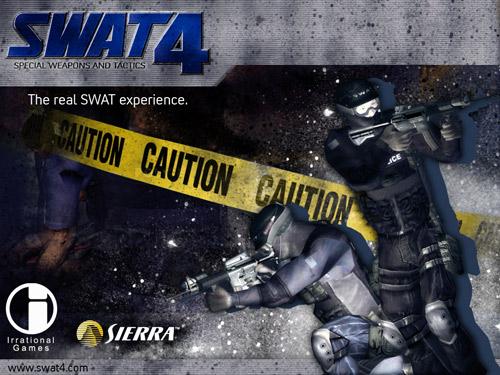 Сохранение для SWAT 4