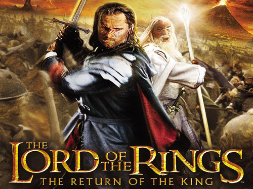 Сохранение для Lord of the Rings: Return of the King