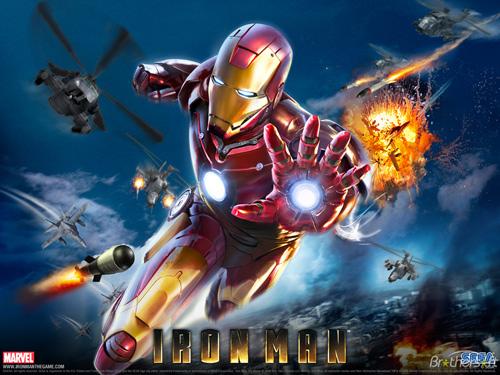 Сохранение для Iron Man