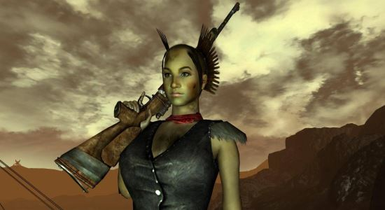 Fallout New Vegas Моды На Одежду