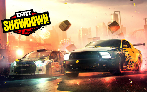Сохранение для DiRT Showdown
