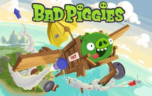 Сохранение для Bad Piggies