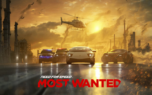 Сохранение для Need For Speed Most Wanted (2012)