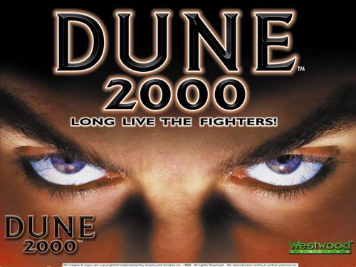 Сохранение для Dune 2000: Long Live the Fighters!