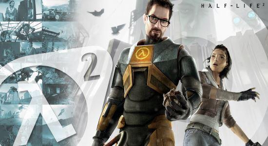 Сохранение для Half-Life 2 (100%)