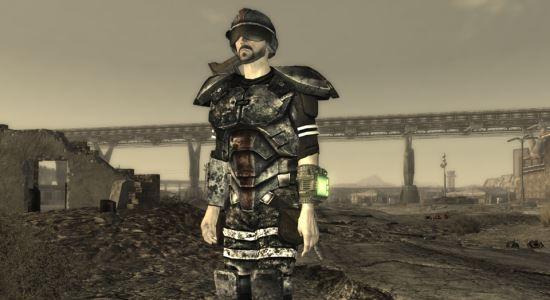 """Ретекстур усилен. боевой брони и брони """"Марк 2"""" для Fallout: New Vegas"""