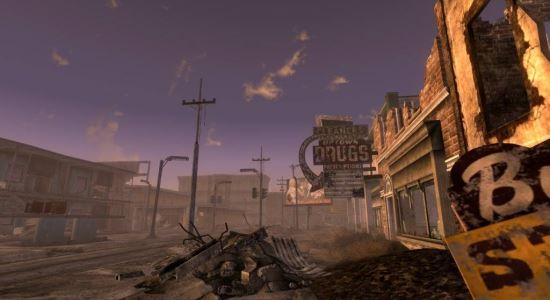 Интерьеры Нью-Вегаса для Fallout: New Vegas