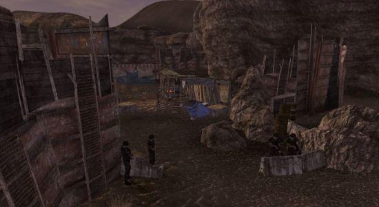 Ранчо Перекати-Поле для Fallout: New Vegas