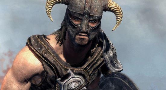 Шлем Драконорожденного для The Elder Scrolls IV: Oblivion