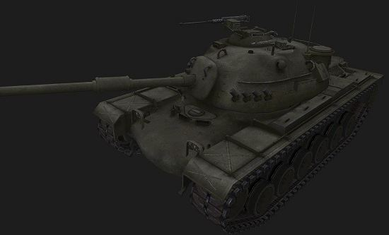 M48A1 #30 для World Of Tanks