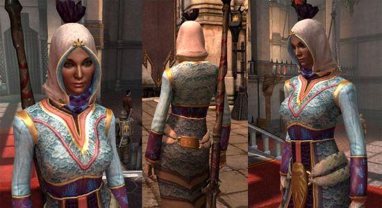 Роба Орлесианского Отступника для Dragon Age 2