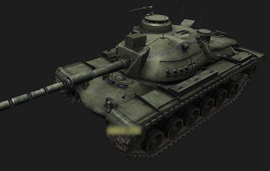 M48A1 #26 для World Of Tanks