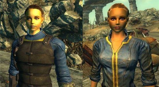Сейвы женских персонажей для fallout 3