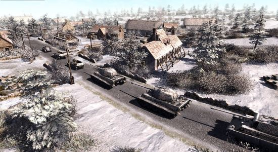 Трейнер для Men of War: Assault Squad 2 v 3.031.0 (+5)