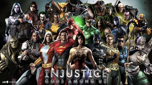 Трейнеры для Injustice: Gods Among Us