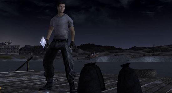 Body Bags для Fallout: New Vegas