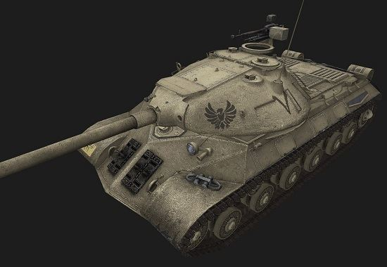 ИС-3 #102 для World Of Tanks