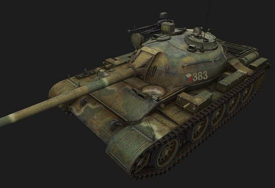 T-54 #169 для World Of Tanks