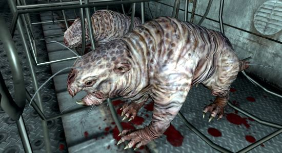 Больше Кротокрысов для Fallout: New Vegas