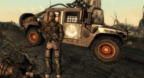 Тактическое снаряжение для Fallout 3