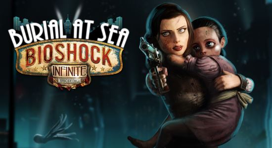 NoDVD для BioShock Infinite: Burial at Sea - Episode Two v 1.0